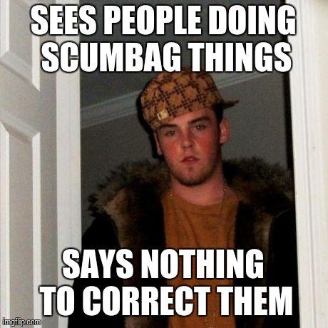 Scumbag Critic
