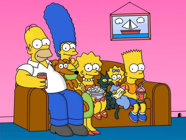 6.) People graduating college this year have never experienced life without The Simpsons.
