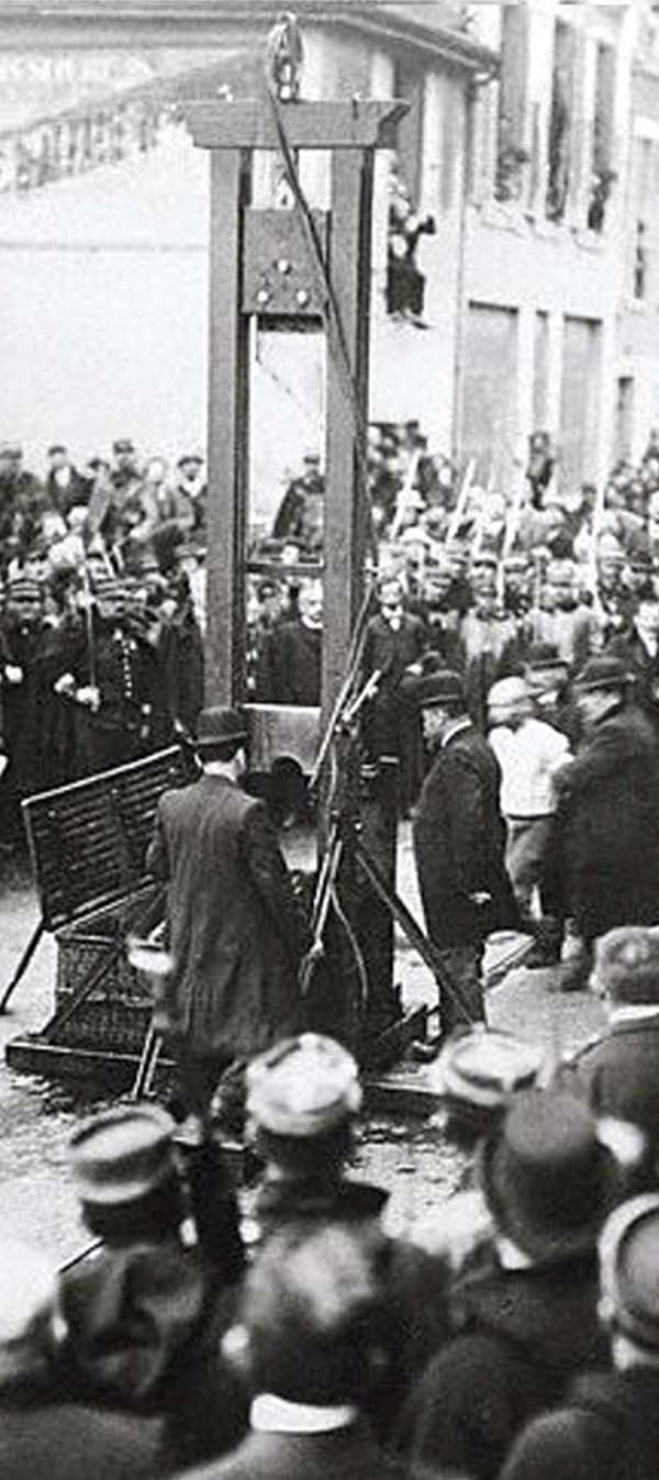 24.) France was still executing people by guillotine when Star Wars was released.