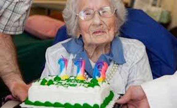 23.) Being the oldest person alive means that EVERYONE alive at the time of your birth is now dead.