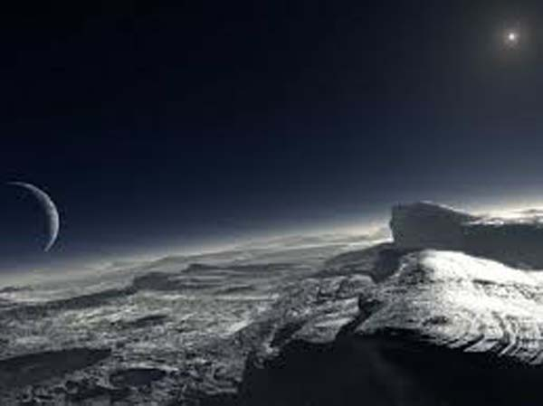 22.) Russia has a larger surface area than Pluto (17 million square km compared to 16.6 million square km).