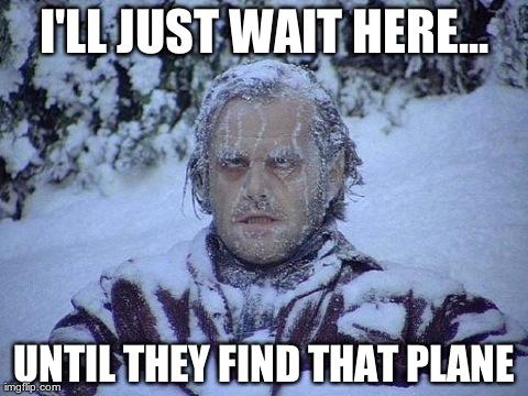 Jack Nicholson The Shining Snow