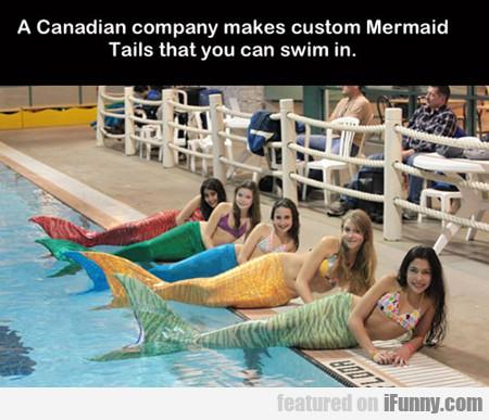A Canadian Company Make Custom...