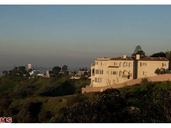 This $15,000,000 home is for sale too. There have been reports of alien spacecraft visiting the house up in the hills of Los Angeles, where it is also apparently on an Indian burial ground. Not to mention, in its abandonment the house has become the home of Satanists and drug addicts. So, yeah, kind of a fixer-upper.