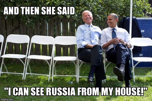 Introducing: Reminiscing Barack and Biden