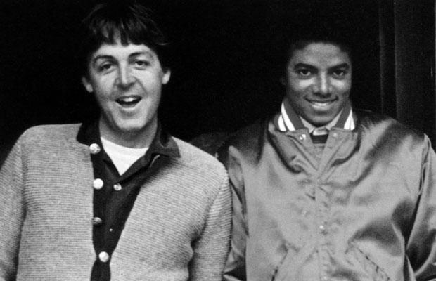 4.) Paul McCartney vs. Michael Jackson