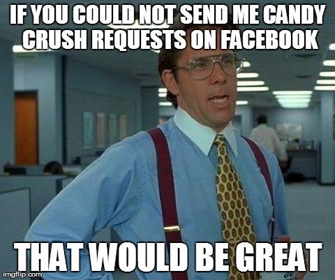 Candy Crush=Boredom