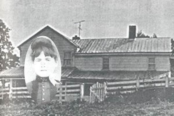 "1.) Zona Shue: She is ""The Greenbrier Ghost"" of West Virginia. The woman murdered by her cruel and abusive husband, Erasmus Stribbling Trout Shue, in 1897. He covered up Zona's bruised and broken neck with a stiff-collared dress, and no one suspected foul play. Zona's mother, however, received ghostly visitations from her dead daughter… which caused to her approach a prosecutor. Erasmus was later convicted."