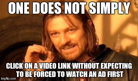 Stop the spread of Ads
