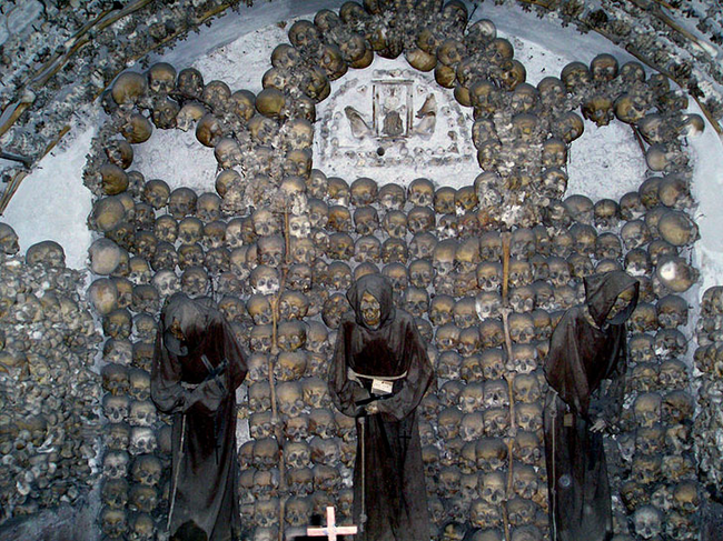 4.) Our Lady of The Conception of the Capuchins, Rome