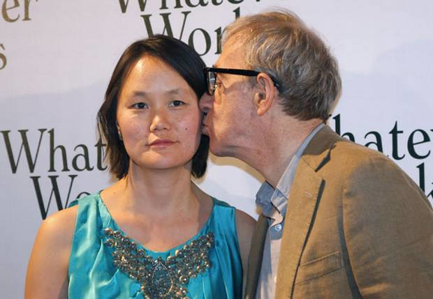 1.) Woody Allen and Soon-Yi