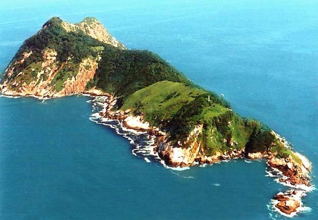 2.) Snake Island